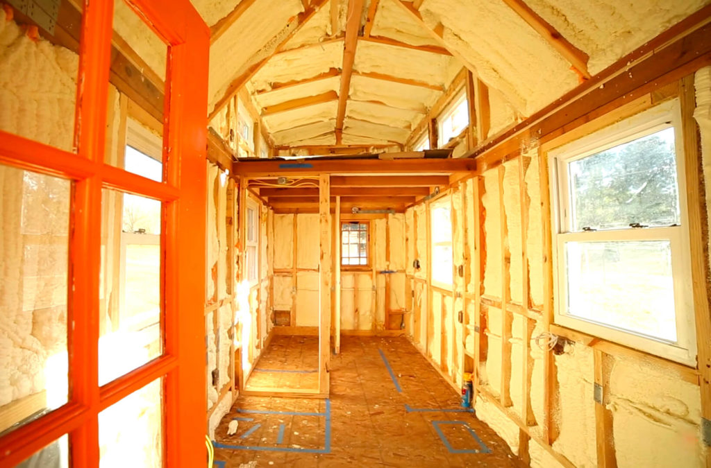 Insulating Your Tiny House Types Costs And Shopping Tips